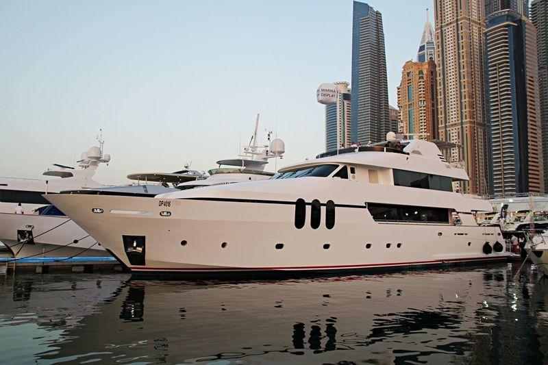 MOON yacht Eser Yat