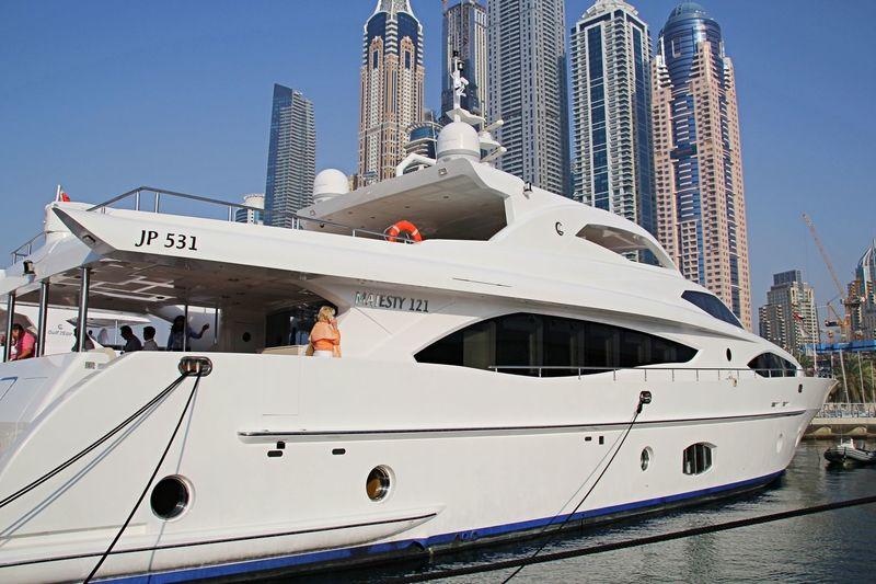 ALKAMDA yacht Gulf Craft