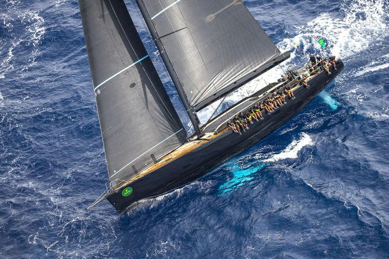 AESOP yacht Wally