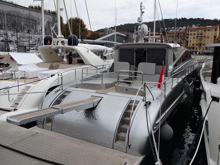 ZAMBOANGA yacht Leopard