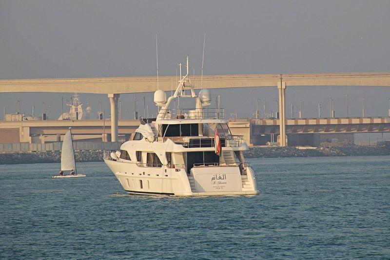 Al Ghanim in Palm Island Dubai