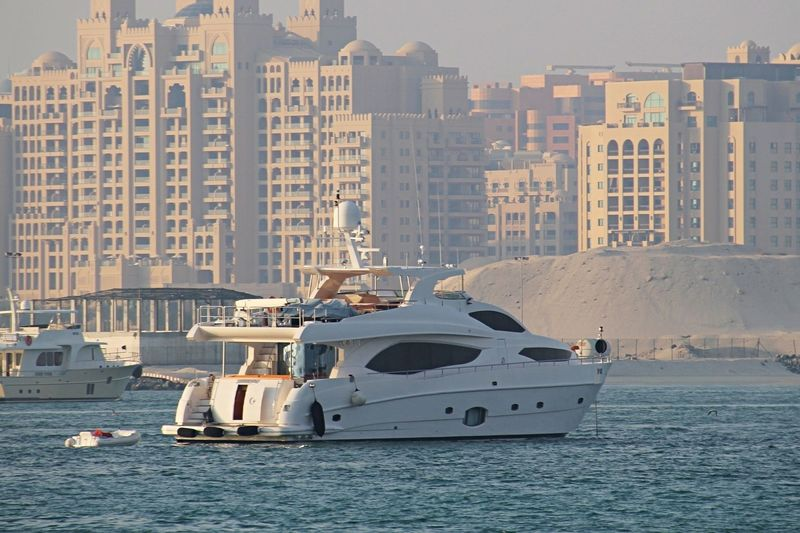 SHEENU yacht Gulf Craft