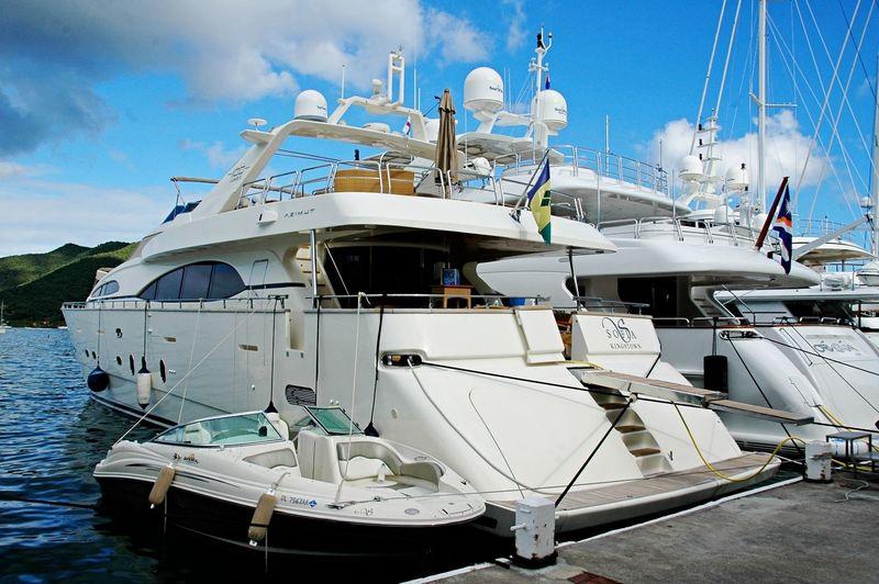 DANIELA  yacht Azimut