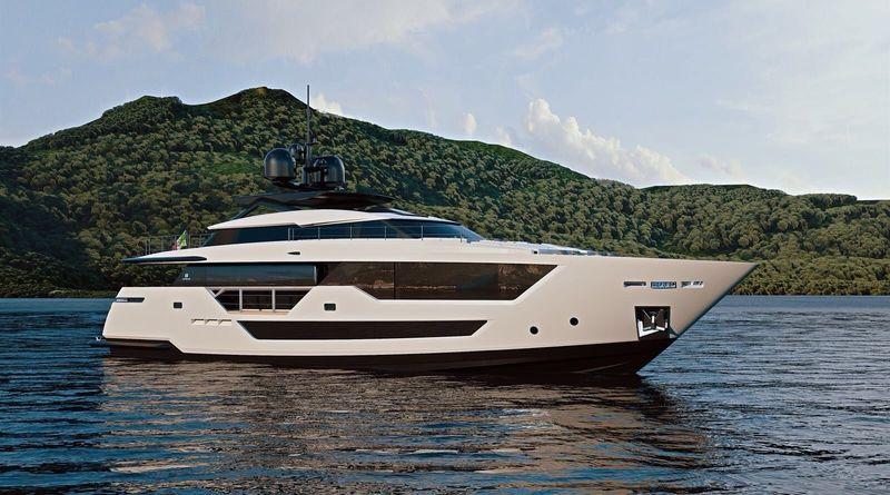 FALCON CA yacht Custom Line