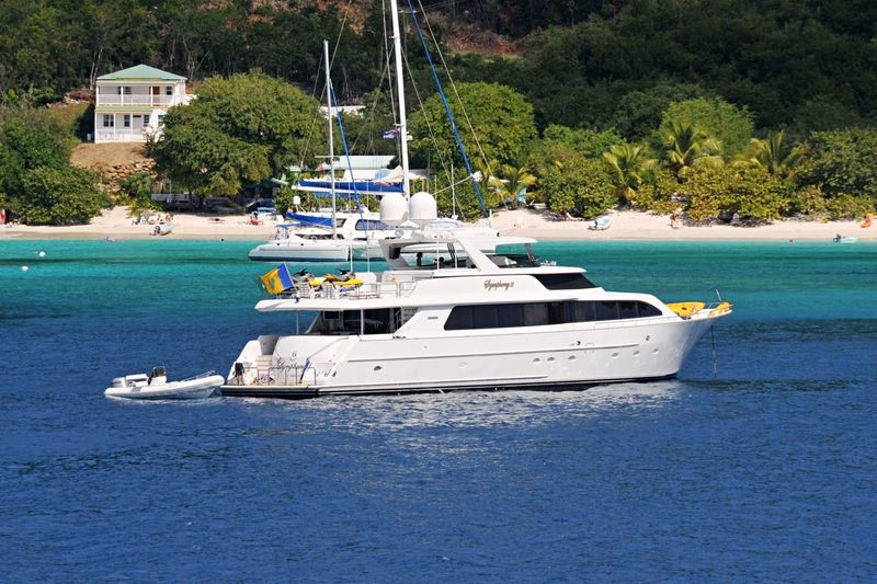 Symphony II in the Caribbean