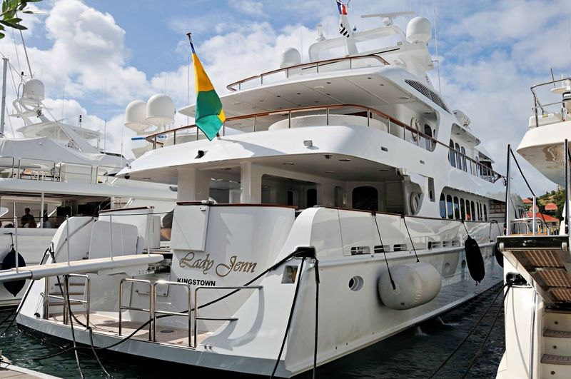 GRAND ILLUSION yacht Palmer Johnson