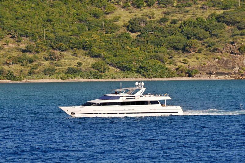 PLATINUM PRINCESS yacht Heesen