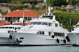 Tranquility Yacht Hatteras