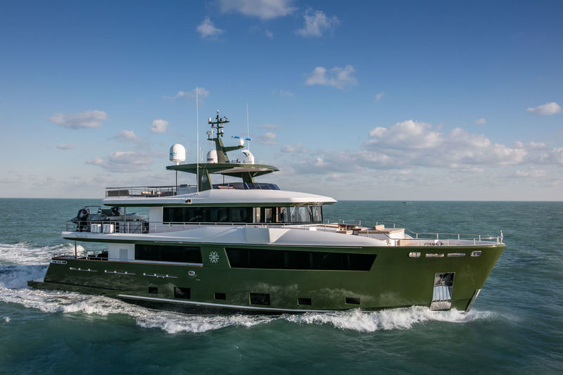 HYHMA yacht CdM