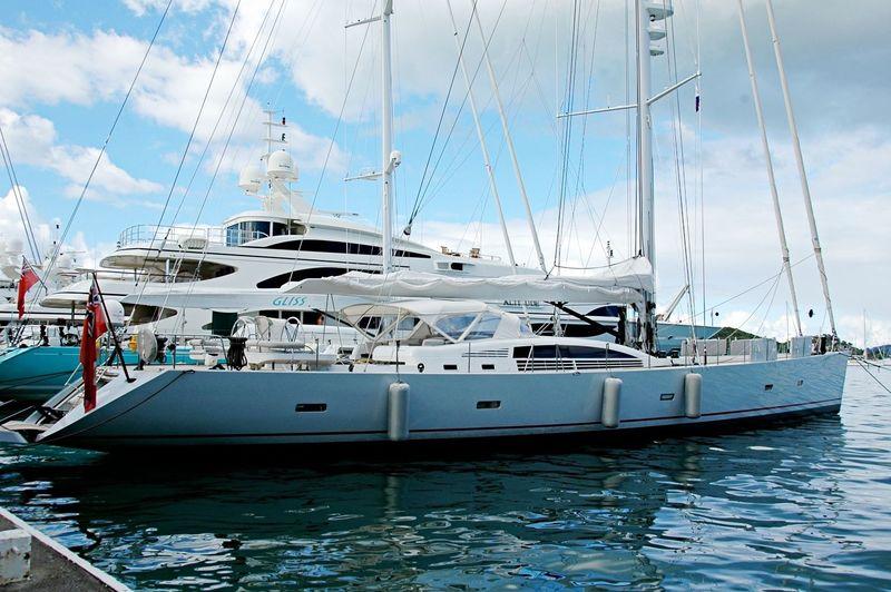 IDLE yacht CNB - Construction Navale Bordeaux