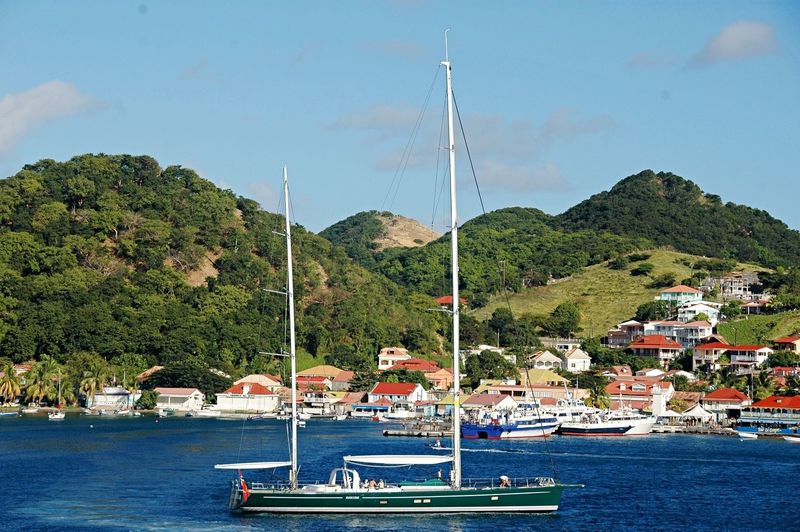 Nariida in the Caribbean