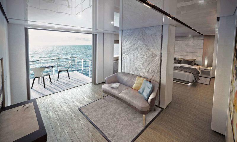 Wider 165 interior renderings