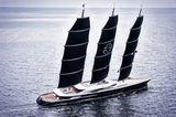 Black Pearl Yacht Sailing yacht