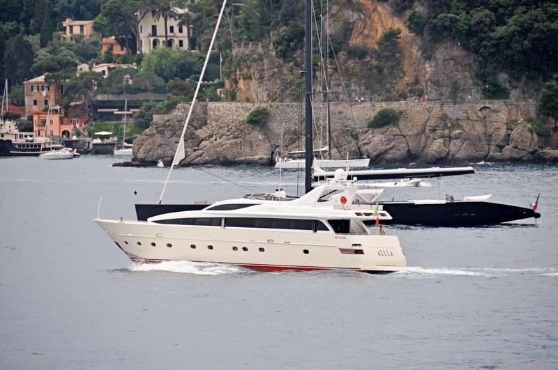 ALILA yacht Admiral