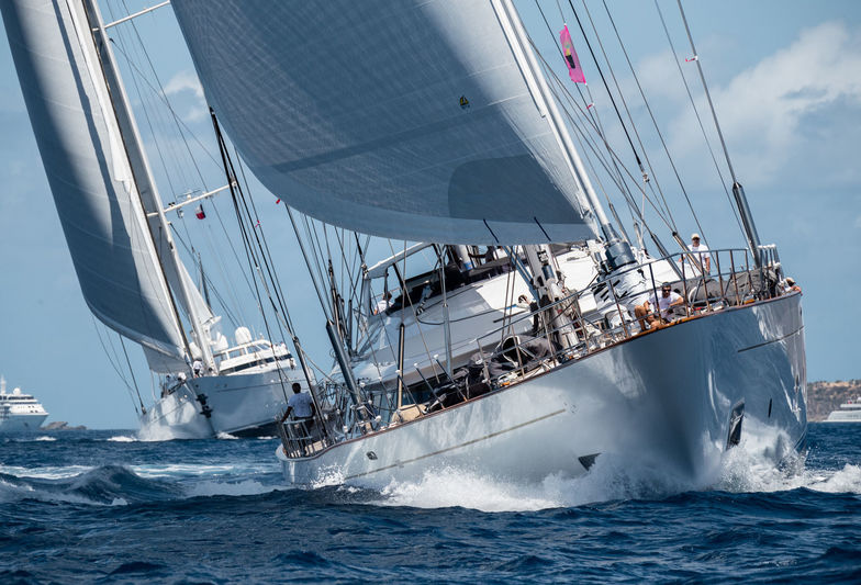 St Barths Bucket 2018 - Race Day 2