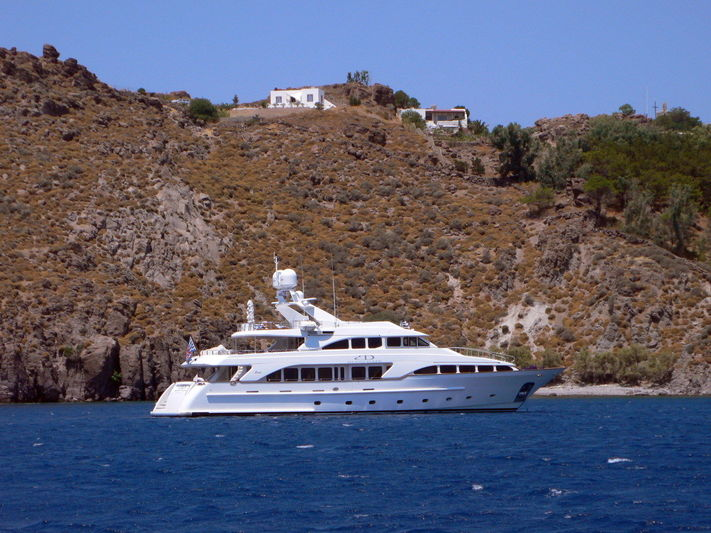 BLIND DATE TOO yacht Benetti