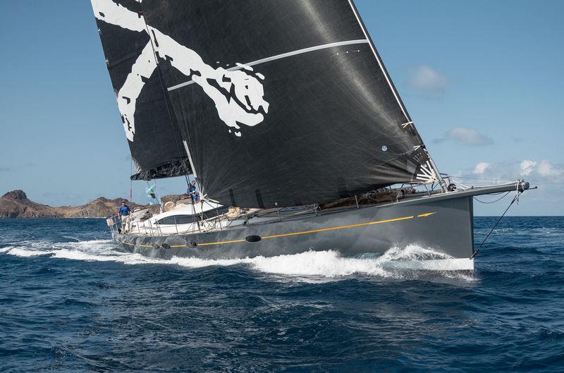 DANNESKJOLD yacht Southern Ocean