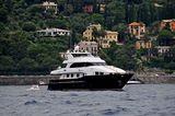 Lady Malak Yacht 2001