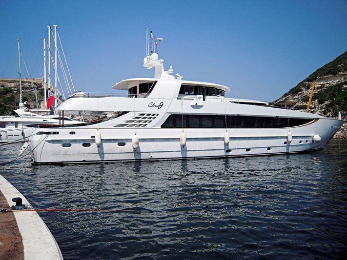 CLOUD 9 yacht KaiserWerft
