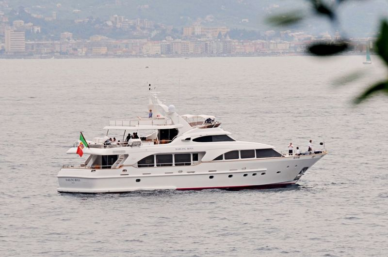 DARLING BOYS yacht Benetti