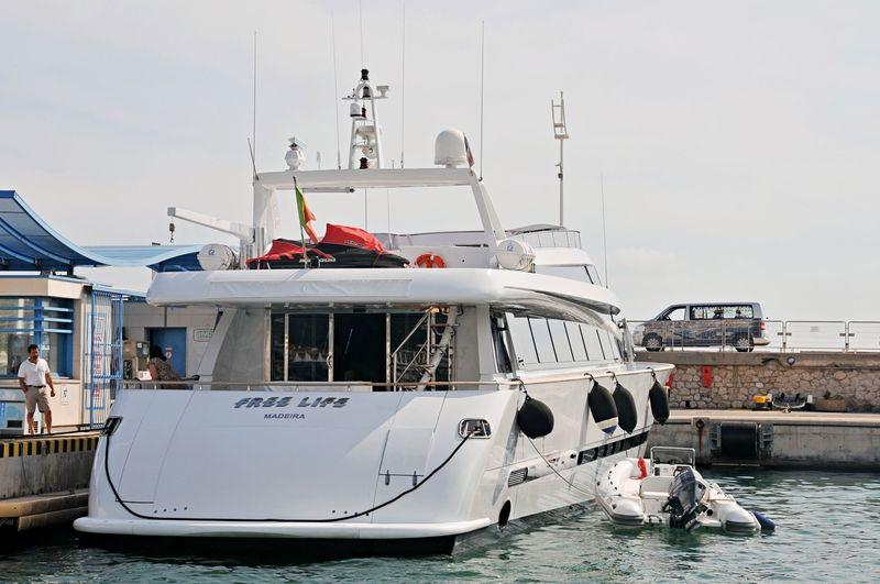 CHAMADE yacht Mondomarine