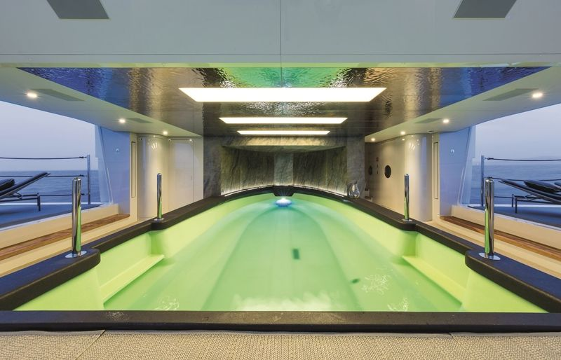 Genesi swimming pool