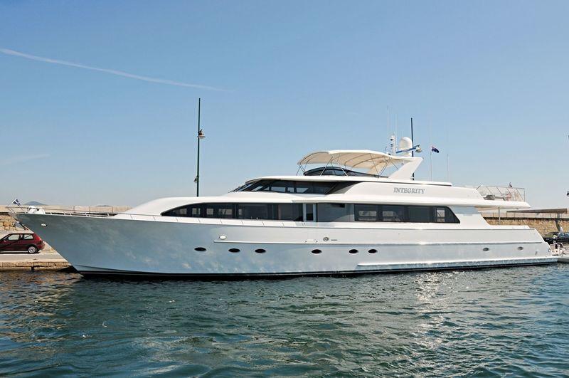 INTEGRITY yacht Westport