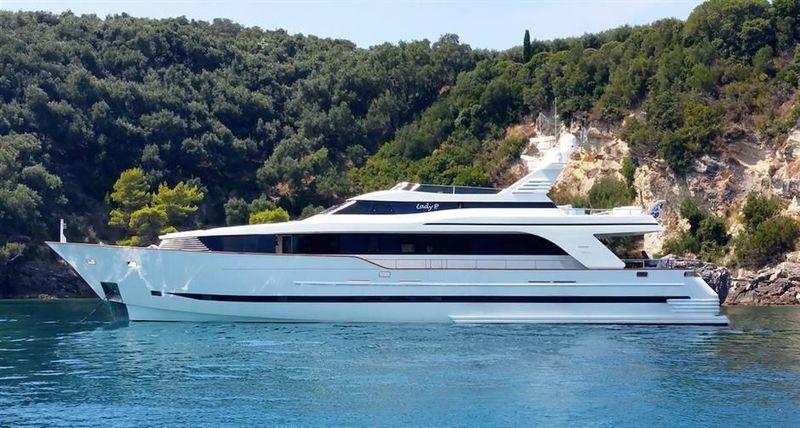 LADY P yacht Bugari Custom Yacht srl.