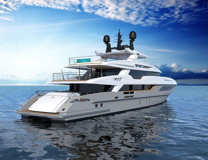 Baglietto 10228 exterior design