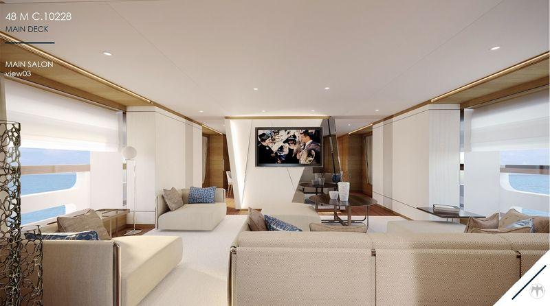 Baglietto 10228 interior design