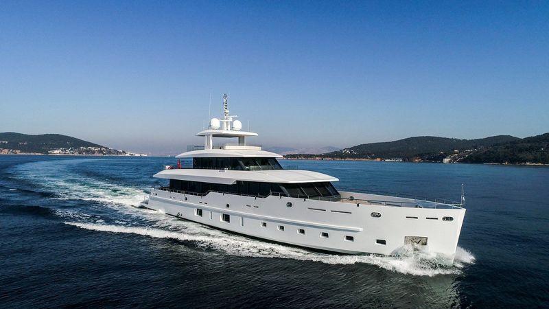 K yacht SES Yachts