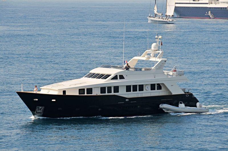 PHILOSOPHIA yacht Bugari Custom Yacht srl.