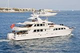Lady J Yacht Terence Disdale Design