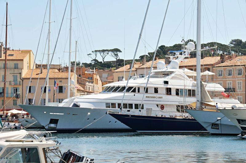 Northern Star in Saint Tropez