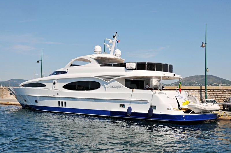 MELANYA yacht Gulf Craft
