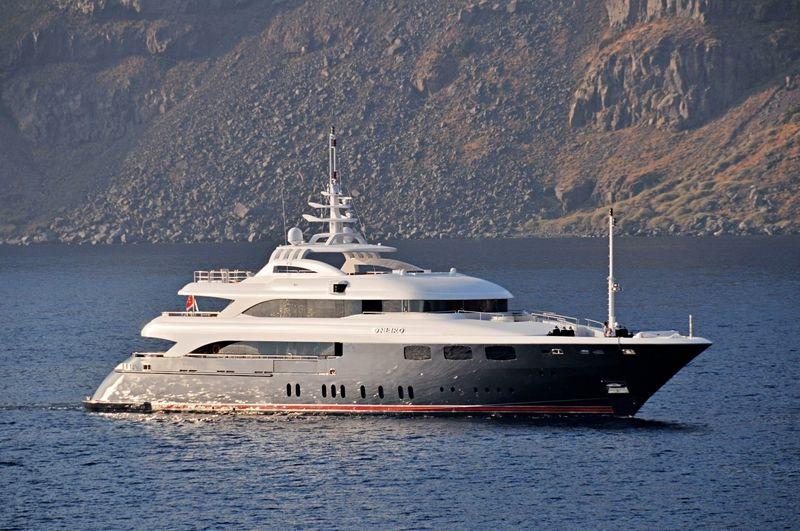 O'NEIRO yacht Golden Yachts
