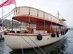 Over the rainbow of London Yacht Sydac s.r.l. and Jean-Michel Folon