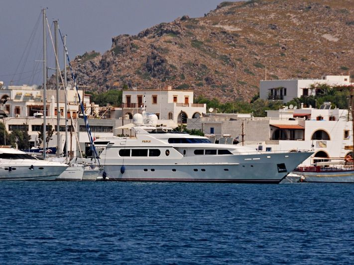 Paola in Patmos