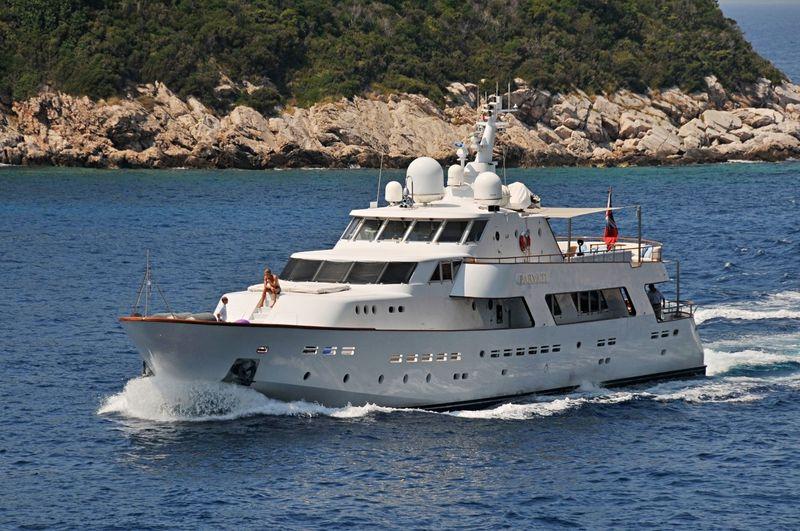 PARVATI yacht CRN