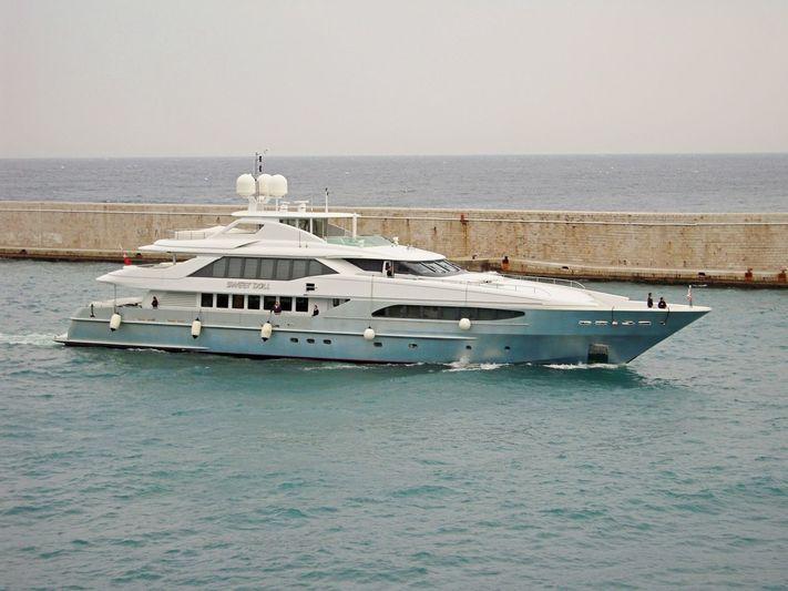 KING LOUIS yacht Heesen