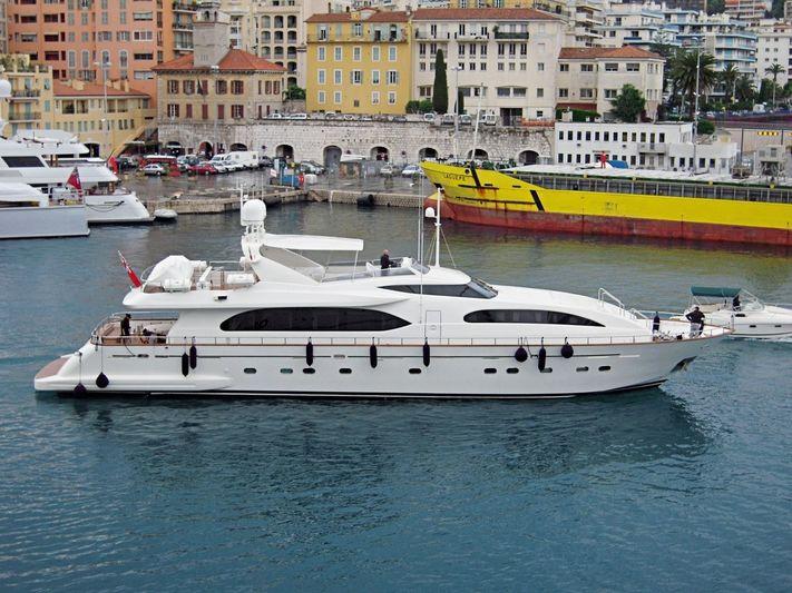 YLANG-YLANG yacht Falcon