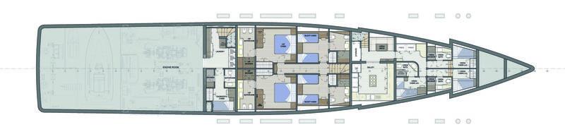 Rosetti 48m layout