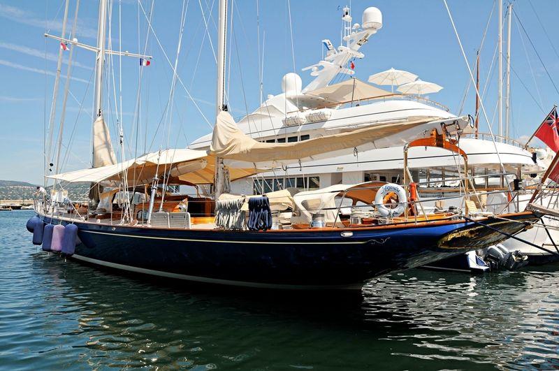 ALEJANDRA yacht Mefasa
