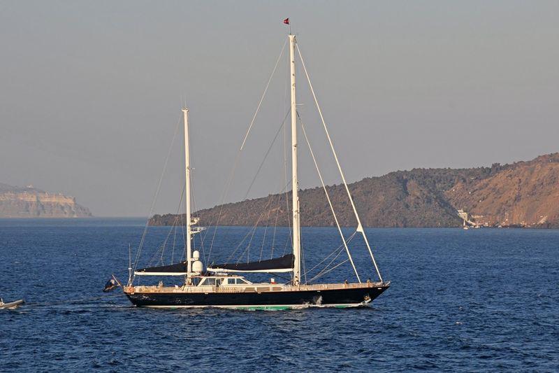 AXIA yacht Palmer Johnson