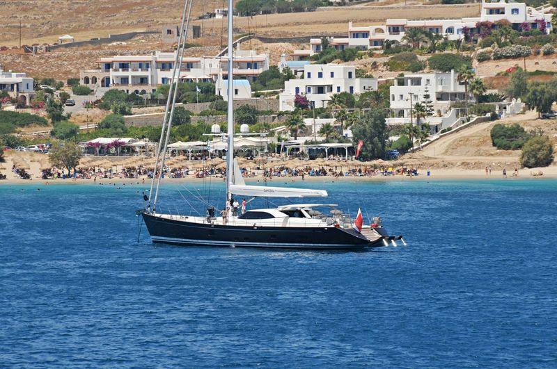 MIA CARA yacht Fitzroy