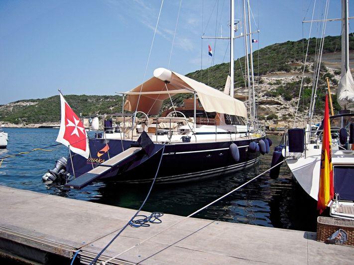 ITHAKA PALMA yacht Jongert