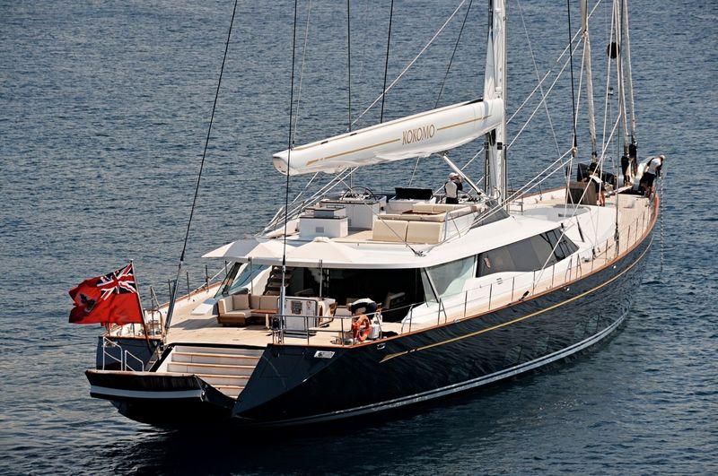 PRANA yacht Alloy