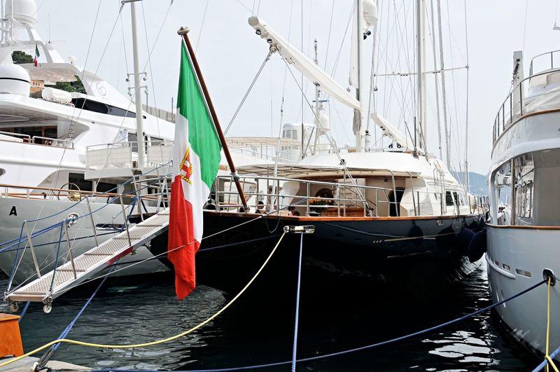 Principessa Vaivia in Portofino