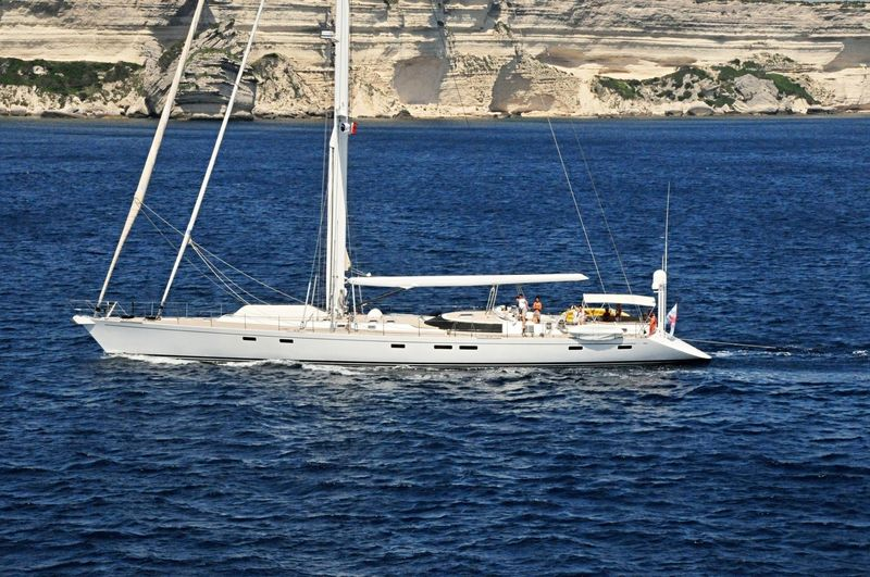 VICTORIA D yacht CNB - Construction Navale Bordeaux