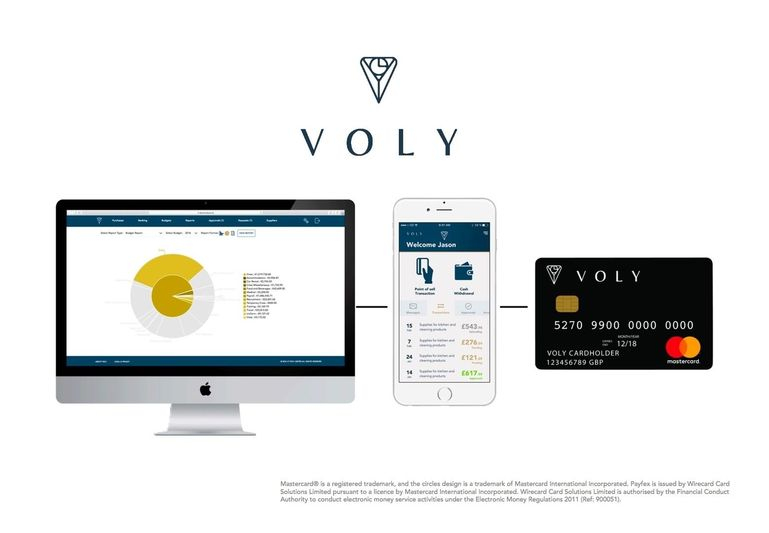 Voly yacht accounting